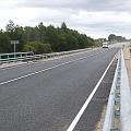 Tilts pār Cieceri uz autoceļa A9, tiltu un autoceļu projektēšana