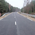 Реконструкция автодороги Р124 Вентспилс- Колка, разработка проектов и строительный надзор