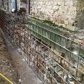 Pamatu betonēšana un stiprināšana