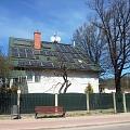 Alternatīvā enerģija - saules baterijas ar 9,6 kW jaudu Tukumā