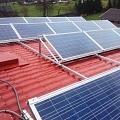 Saules baterijas ar 6,5 kW jaudu Dundagā