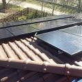 Saules paneļi Latvijā - saules baterijas Valmierā, 7 kW