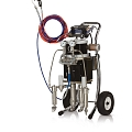 GRACO 2 component painting equipment