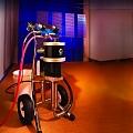 Отделочное оборудование серии MERKUR для отделки мебели