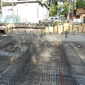 Foundation concreting
