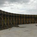 Different shapes concreting