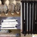 Restoration of cast iron radiators