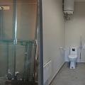 Invalīdu tualetes ūdensvada un kanalizācijas izbūve