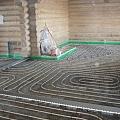 Proper distribution of warm floor
