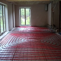 Warm floor heating