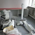 Water supply and sewerage for dental chairs 2