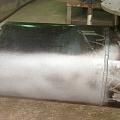 Cauruļu tīrīšana, tīrīšana ar sodas strūklu