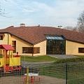 Bērnudārzs un spēļu laukums