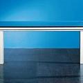 Mēbeļu galds no alumīnija