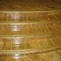 Nestandarta grīdu ieklāšana, restaurācija