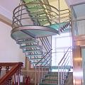 Stikla kāpnes