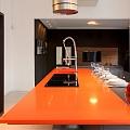 Кварцевые кухонные поверхности silestone