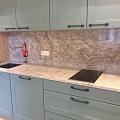 Кухонные гранитные поверхности