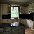 Изготовление кухни кухни из искусственного камня
