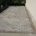 Paving according to the client's individual wishes