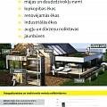 Dzīvojamo un ražošanas ēku siltumizolācija