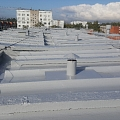 Two-component, one-component waterproofing