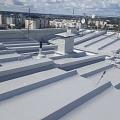 Hyperdesmo sistēma betona, skārda, bituma, šindeļa, šīfera jumtiem