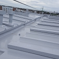 Waterproofing for concrete roofs