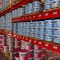 Ceresit CE 40 produktu stends Profcentrs veikalā Ganību dambis 7