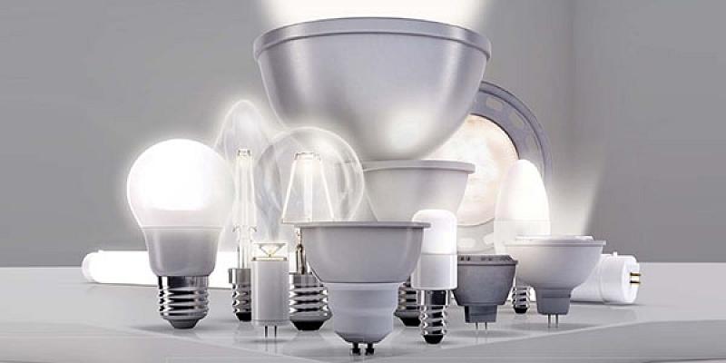 LED apgaismojums, LED spuldzes