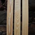 Peeled wood