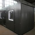 25 m2 celtnieku vagoniņš