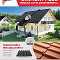 Steel roof tile profile Diament Plus