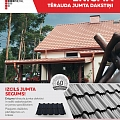 Steel roof tiles Enigma