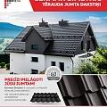 Steel roof tiles German Simetric