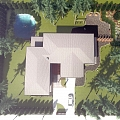 Arhitektūra, individuālie projekti, 3D vide