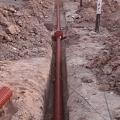 Water supply, Sewerage