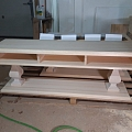 Carpentry, woodworking. Manufacture of furniture.