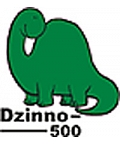 """""""Dzinno 500"""",  IK"""