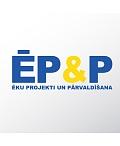 """""""Ēku projekti & pārvaldīšana"""", LTD"""